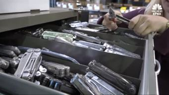 TSA Holds Public Auction of Confiscated Items