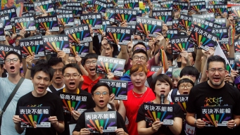 In First for Asia, Taiwan Approves Same-Sex Marriage
