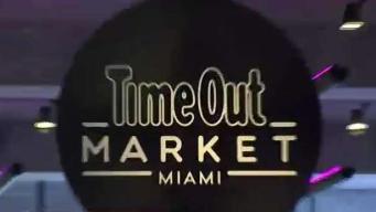 Take A Sneak Peek at Time Out Market Miami