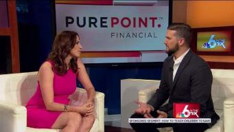 Teaching Kids to Save With PurePoint Financial