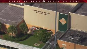 Teen Charged After Making Threat to Broward School