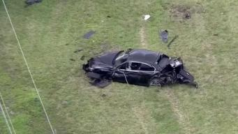 Teenage Passenger in Stolen Car Killed in Crash