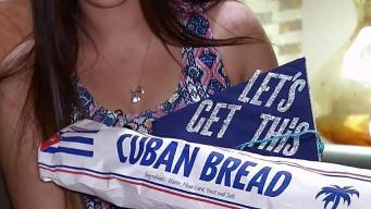 The Clever Message Behind an FIU Grad's Cuban Bread Cap