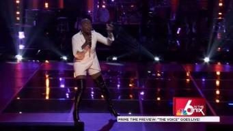 The Voice Goes Live