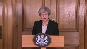 May: UK Threat Level Raised to Critical