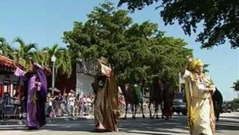 Three Kings Parade Kicking Off Sunday in Miami