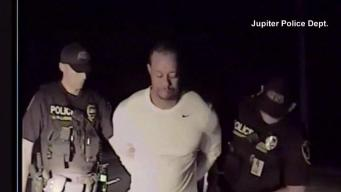 5 Drugs Found in Tiger Woods' System After Arrest