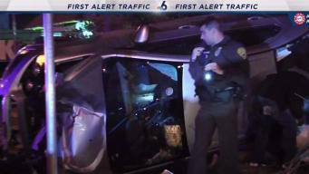 Two Hospitalized After Hit and Run Crash in Miami