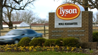 Tyson Foods Inc. Recalls Frozen Chicken Products