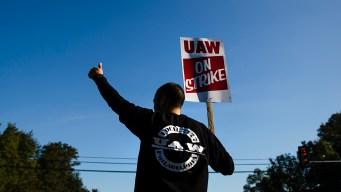 Progress Reported in Contract Talks Between GM, Union