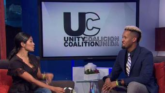 Unity Coalition Promoting Equality Inspiration at Event