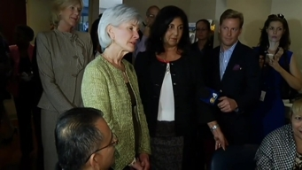 Healthcare Marketplace Crashes While Sebelius Tours Center