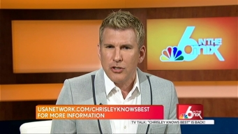 Todd Chrisley Gives the Scoop on Hit TV Show