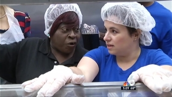 NBC 6 Caring for Our Community: Chapman Partnership