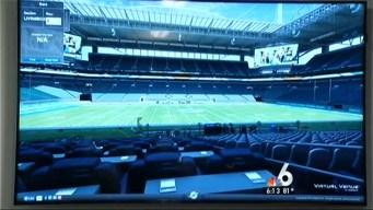 A Look Inside the Sun Life Stadium Renovations
