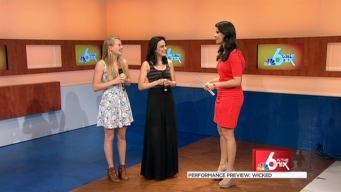 'Wicked' Stars Talk South Florida Stop