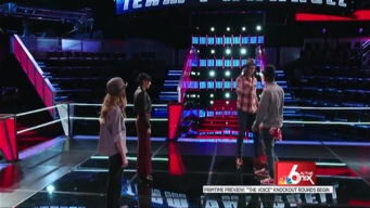 """""""The Voice"""" Knockout Rounds Begin Tonight"""
