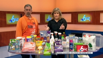 Spring Cleaning with The Home Depot