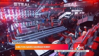 The Voice: Knockout Round