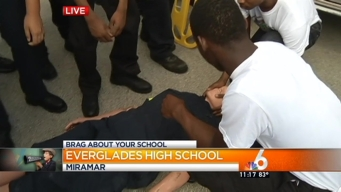 Brag About Your School: Everglades High School