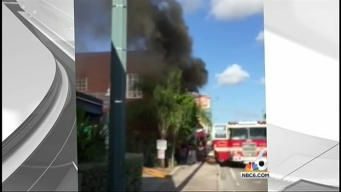 Little Havana Apartment Fire
