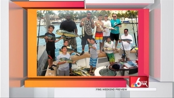 Miami Dolphins 'Fins Weekend'