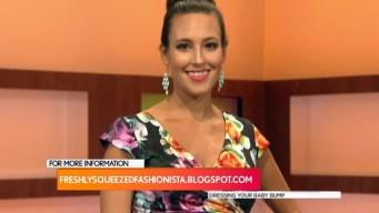 Fashion Fix: Dressing Your Baby Bump