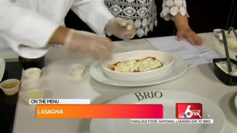 Fabulous Food: Brio Tuscan Grille Celebrates Lasagna Day