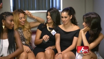 FULL INTERVIEW: Fifth Harmony Talks Fans, Miami Roots