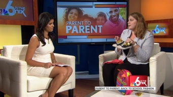 Parent to Parent: Creative  Back to School Styles