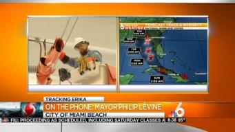 Interview with Miami  Beach Mayor Philip Levine