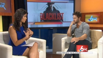 Blacklist Season Preview with Ryan Eggold