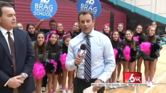 Brag About your School: Coral Reef High