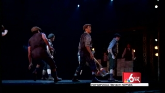 Performance Preview: Newsies
