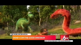 Box Office Preview: The Good Dinosaur