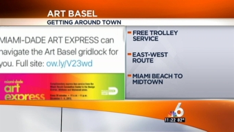 Tips on Getting Around Art Basel