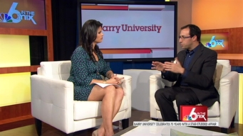 Barry University: Still Life with Oscar-Winning Screenwriter Alex Dinelaris