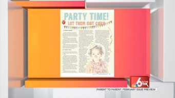 Parent to Parent: February Issue Preview