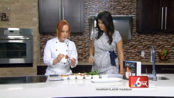 Maximum Flavor with Chef Adrianne