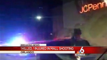Fatal Shooting at Florida Mall in Orange County