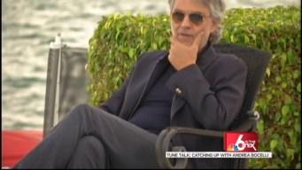 Tune Talk: Andrea Bocelli