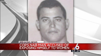 Alleged Dadeland Mall Flasher Arrested: Police