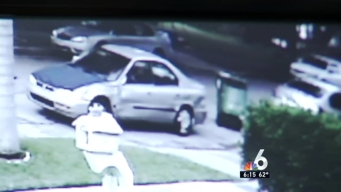 Homeowner Says Thief Stole Package at Front Door