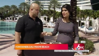#SOBEWFF: Fireman Derek & Chrissy Tiegen's Midnight Breakfast