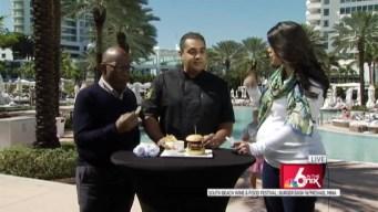 #SOBEWFF: Michael Mina and Burger Bash