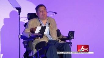 Star-Studded Destination Fashion Raises Millions to Cure Paralysis