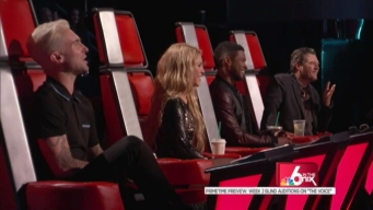'The Voice' Week Two of Blind Auditions... and Adam Levine's Hair