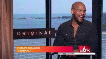 Box Office Preview: Amaury Nolasco in 'Criminal'