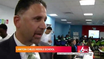 Brag About Your School: Lawton Chiles Middle School