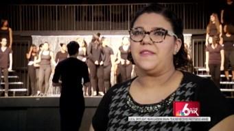 Local Spotlight: Local Teacher Honored With Prestigious 'Sondheim Award'